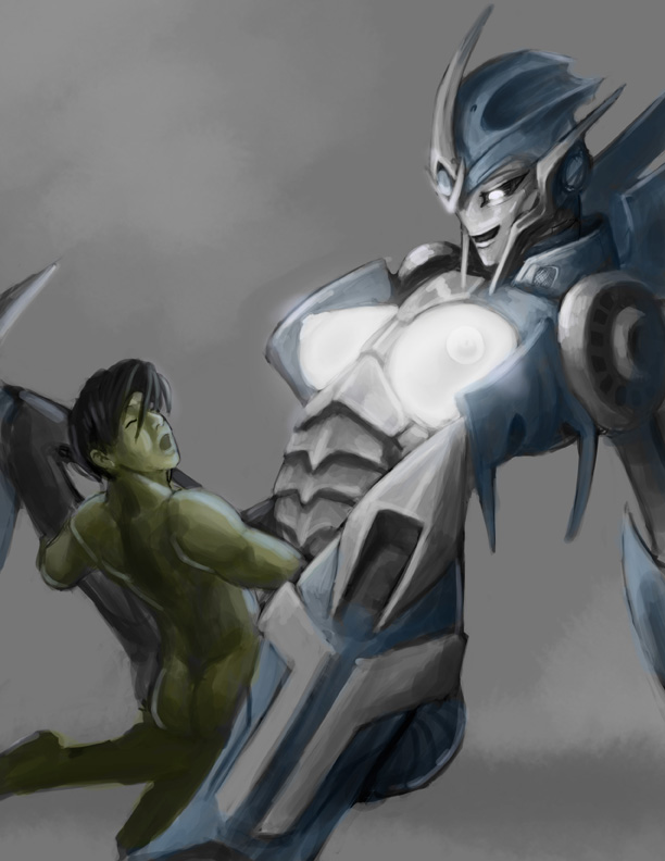 transformers arcee and bumblebee prime Goblin slayer maiden of the sword