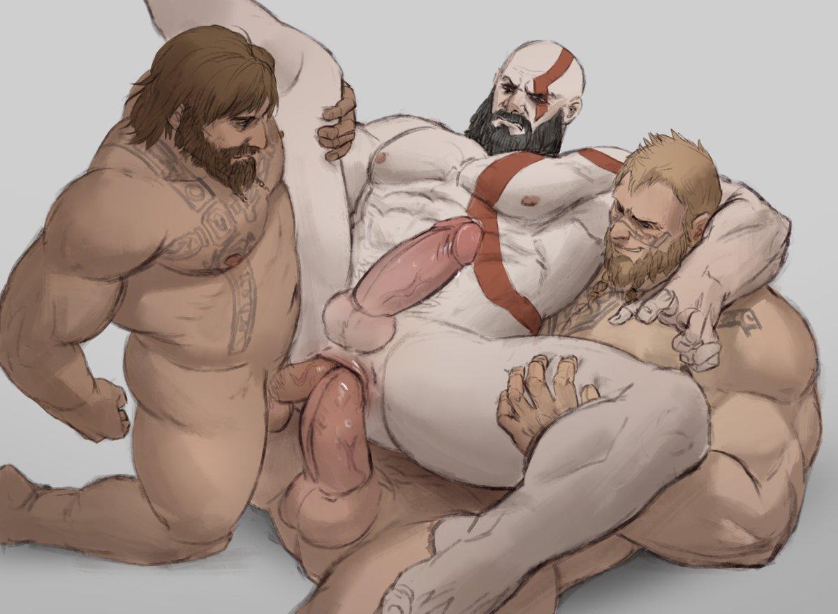 of nude war 4 god Underfell sans x frisk sin