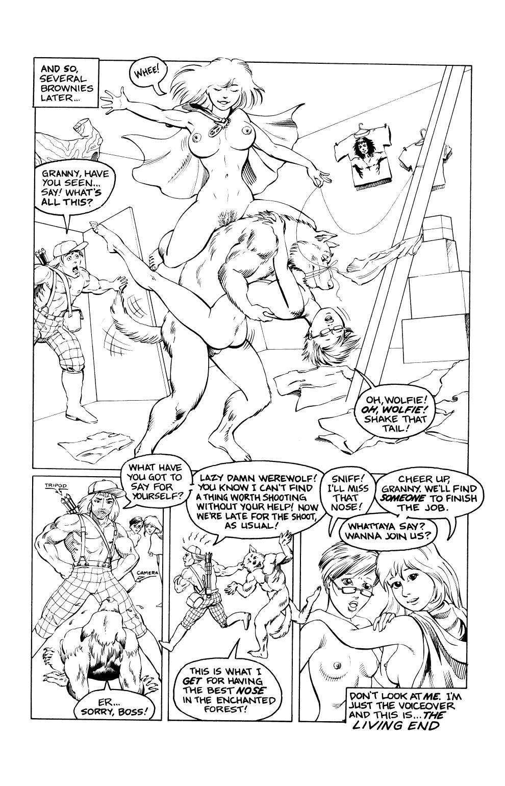 porn comic on human furry Amber trials in tainted space