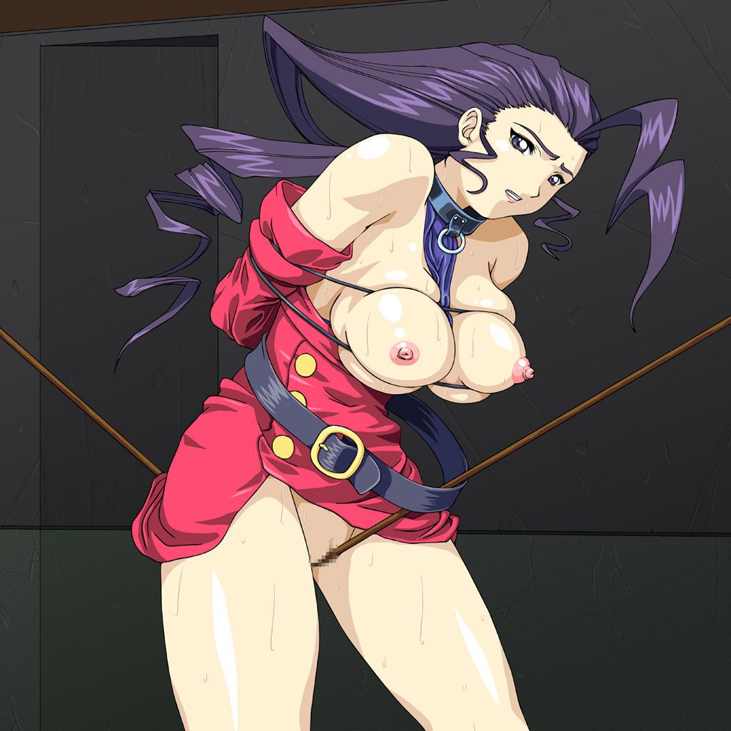 r. mika street fighter Jimiko-san to namahame sex shimasen ka?