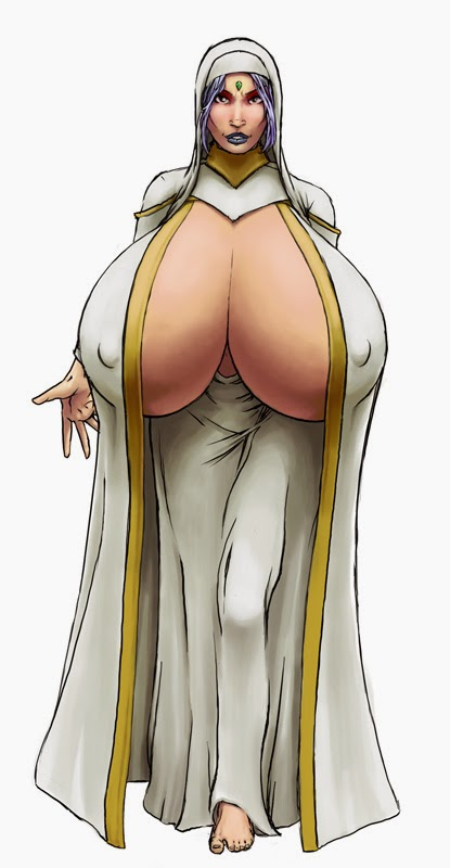 opala the queen legend 2 of Female genos one punch man