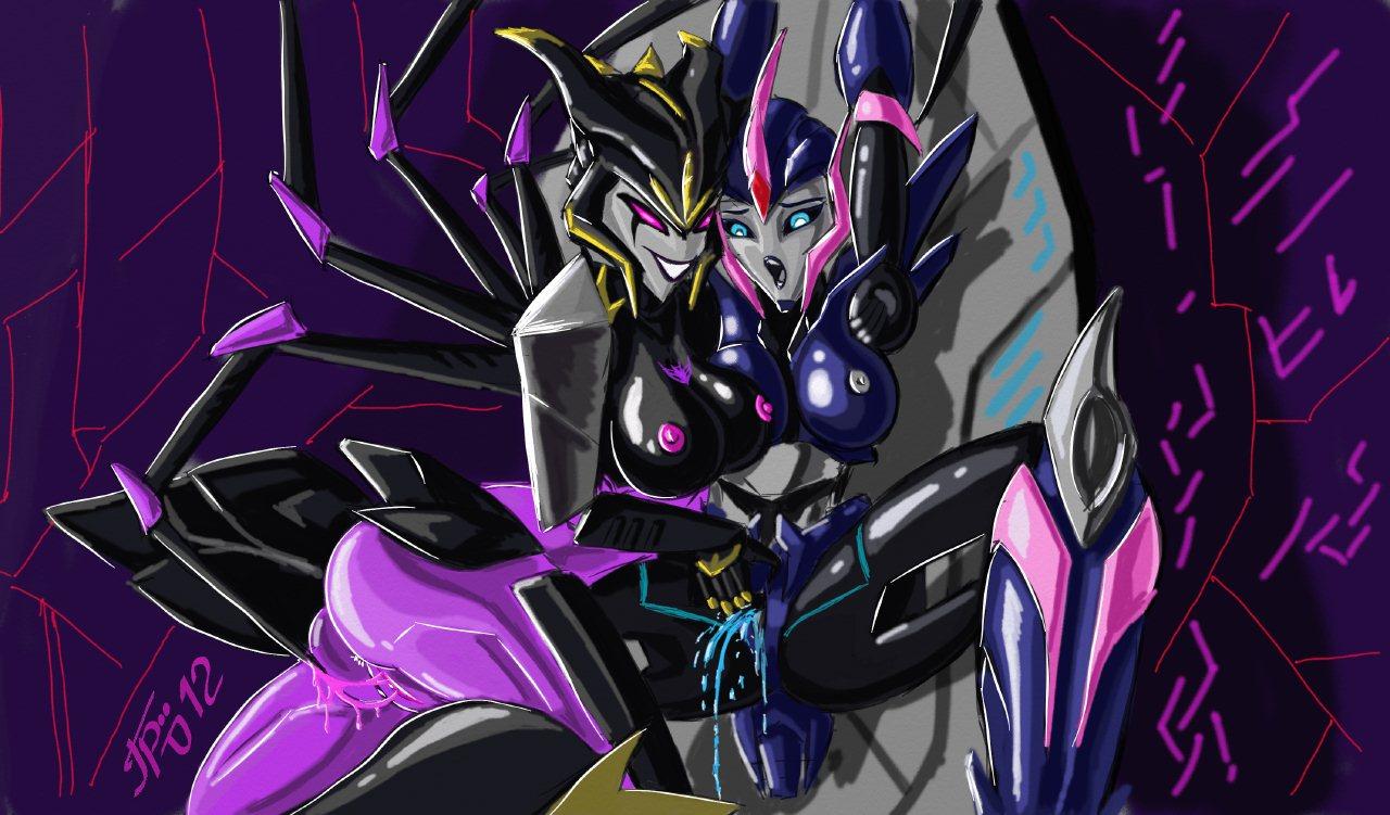 bumblebee transformers prime arcee and Jackie lynn thomas