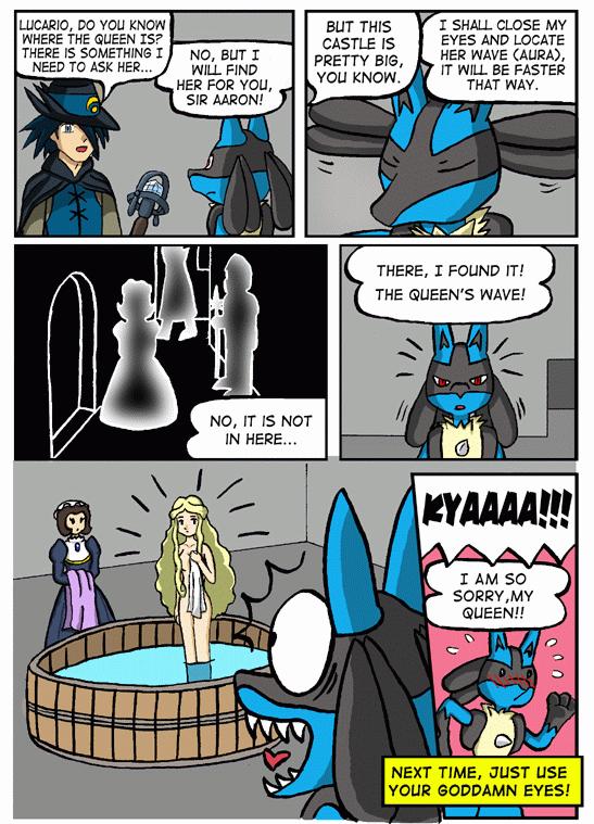 episode xyz english pokemon 34 Bloods: inraku no ketsuzoku