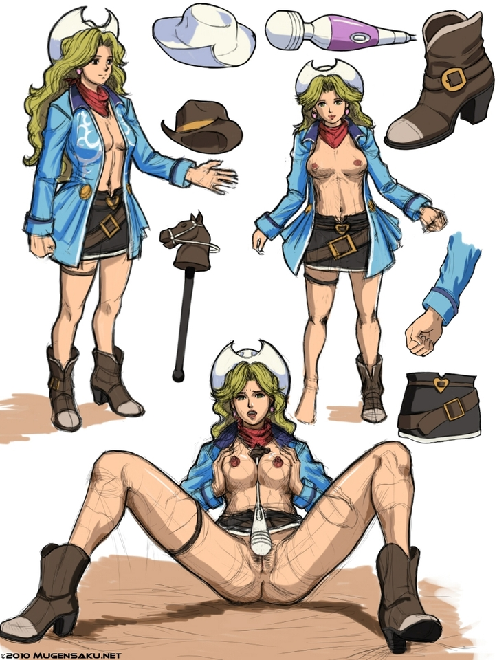 cowboys of mesa moo Clash of clans queen naked