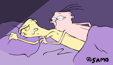 eddy edd ed My girlfriend is shobi**hai
