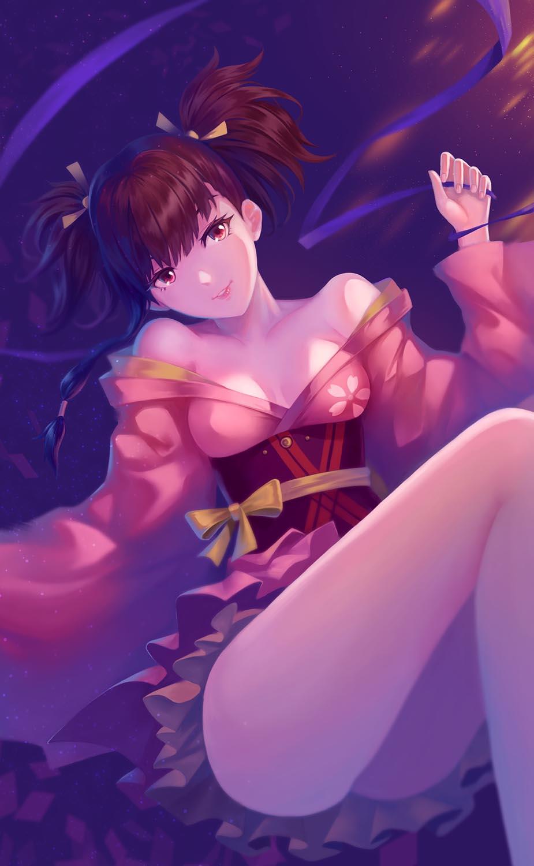 koutetsujou no kabaneri Ore no imoto ga konna ni kawaii wake ga nai