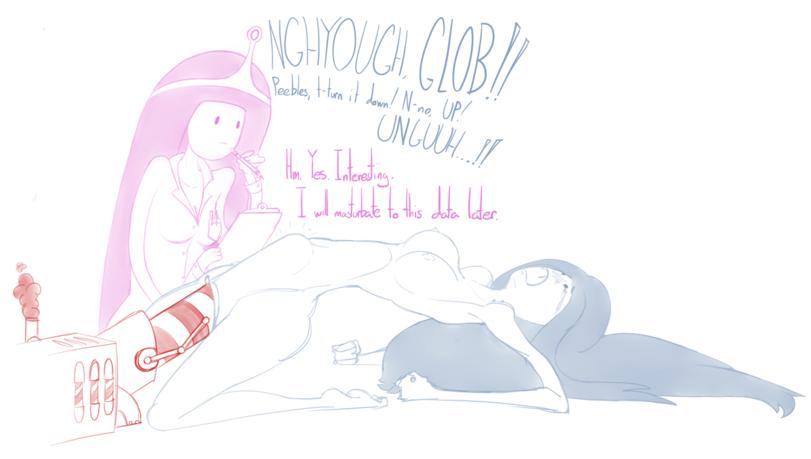 and marceline princess sex bubblegum Nana_to_kaoru