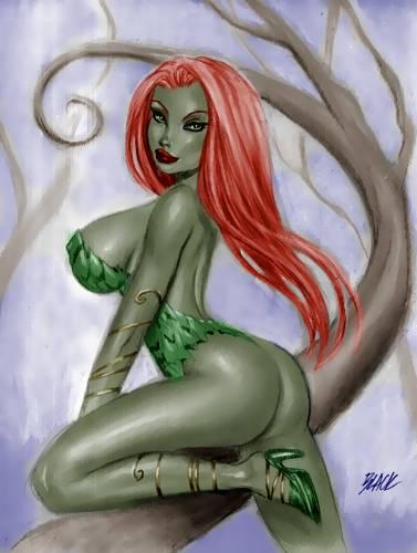 poison ivy of pics sexy Yugioh maiden of the aqua