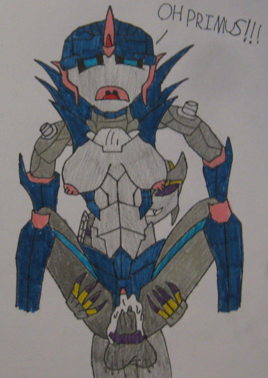 arcee and prime transformers bumblebee Azur lane u-47
