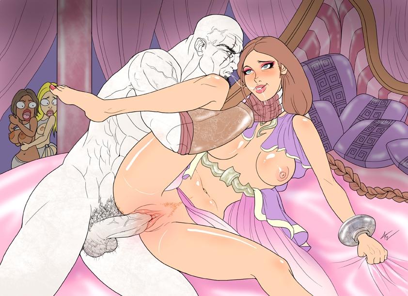 war nude gears anya of Gregory horror show neko zombie
