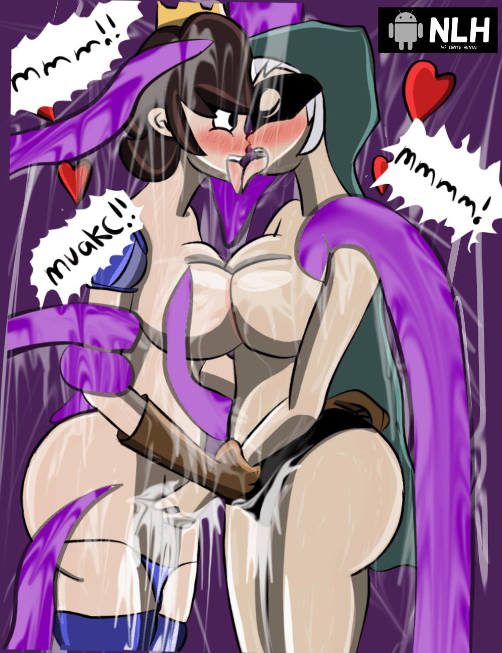 of clash gay clans porn Batman arkham knight harley quinn porn