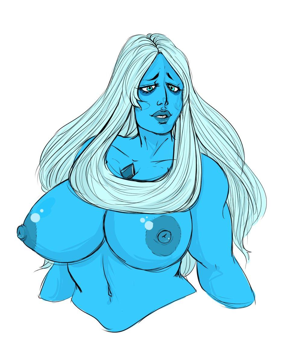 universe pink steven diamond blue and Lulu final fantasy