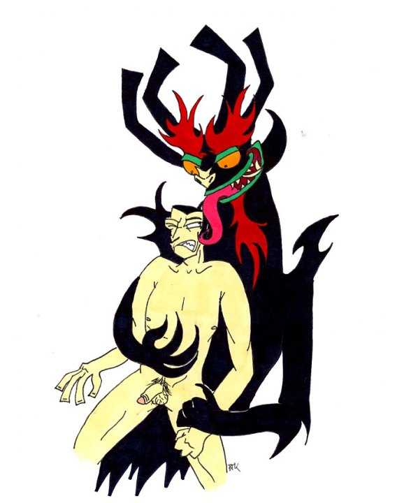 priestess samurai high jack the Zak and wheezie dragon tales