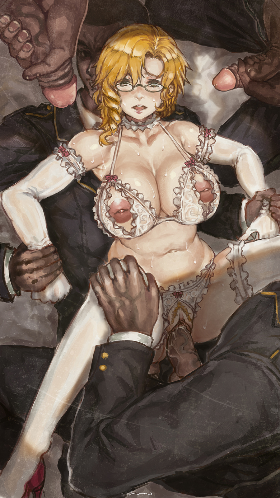 james glynda goodwitch ironwood and Zone-tan and lemmy