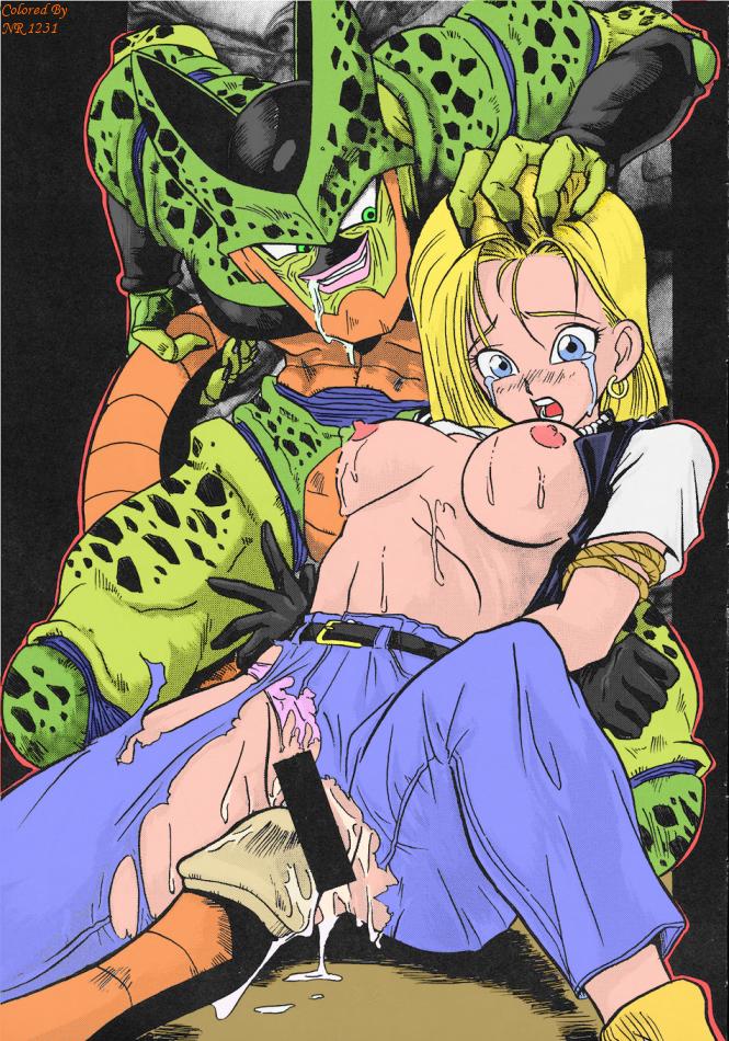 dragon naked 18 ball z Isekai wa sumatofon to tomo ni