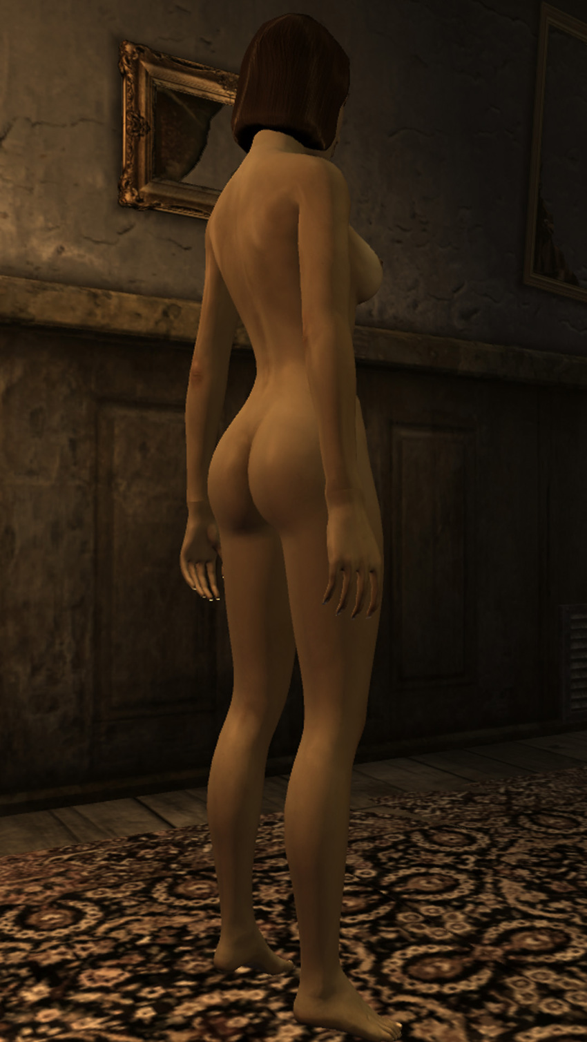 nude 4 cait mod fallout Trials in tainted space kaithrit