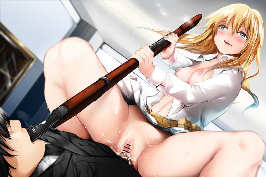 ar-15 frontline girls The sexual adventures of sweet sarah