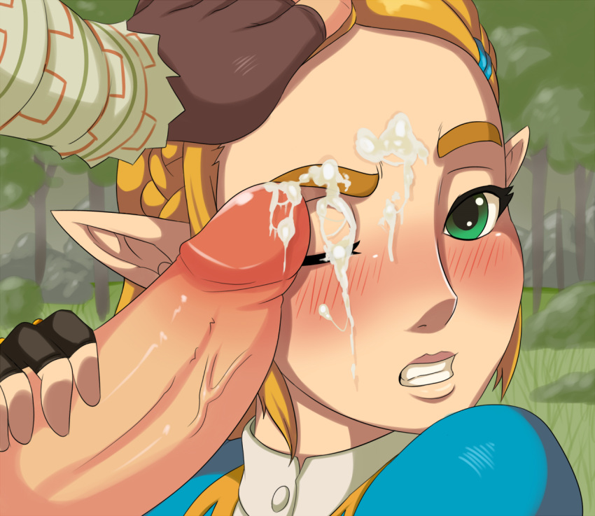 is of wild breath zelda pregnant in the League of legends gay characters