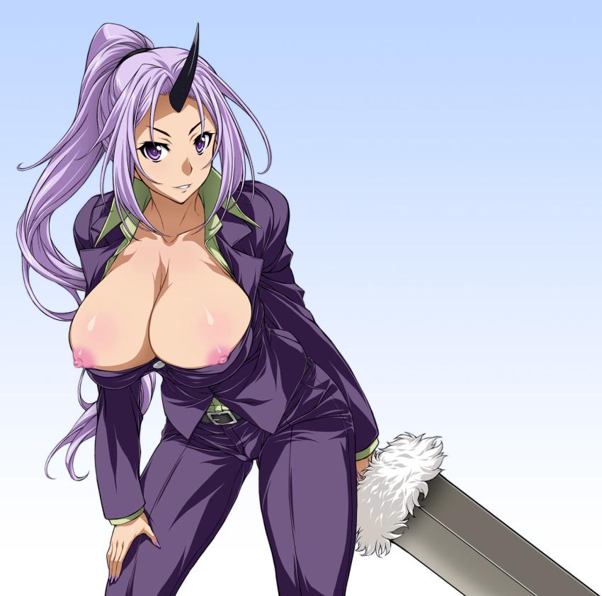 shion tensei slime datta ken shitara Naked yu gi oh cards