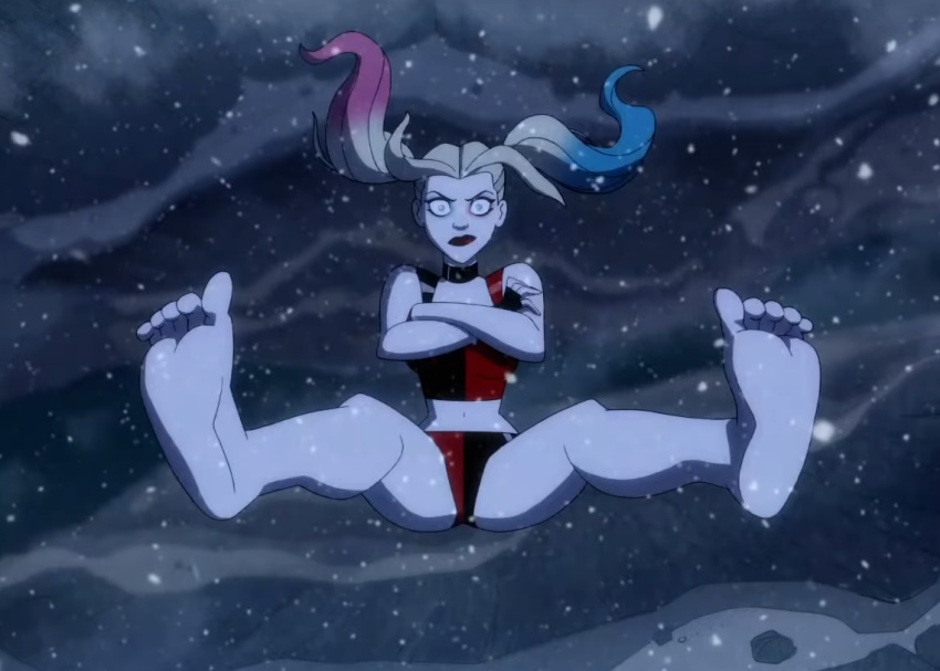 nude quinn catwoman harley and Marceline the vampire queen nude