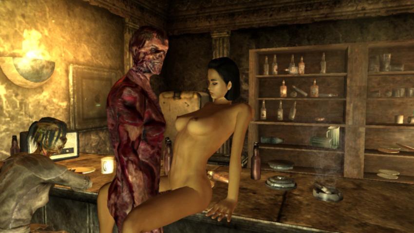 fallout 4 nora Finn the human