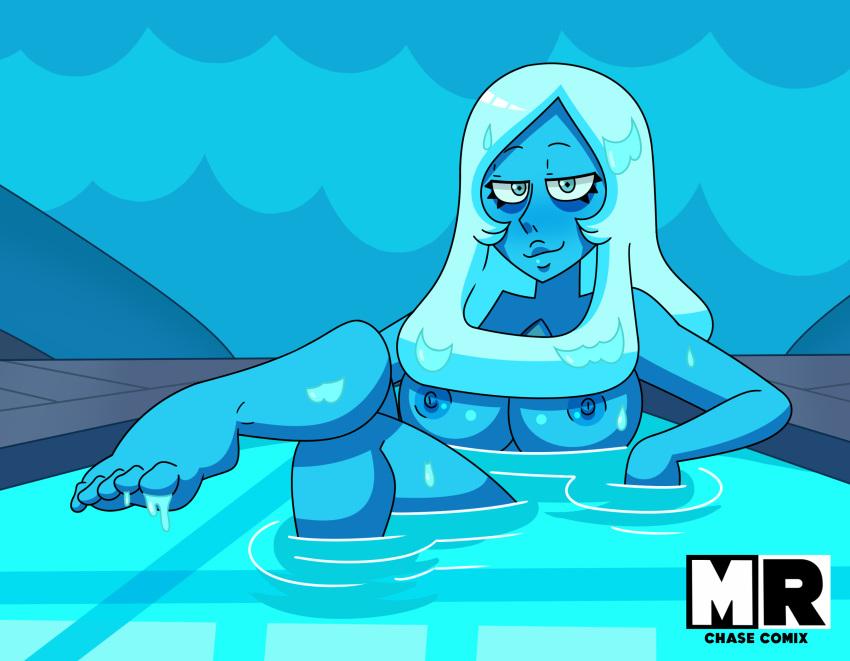 and steven universe blue diamond yellow diamond Aviva from wild kratts naked