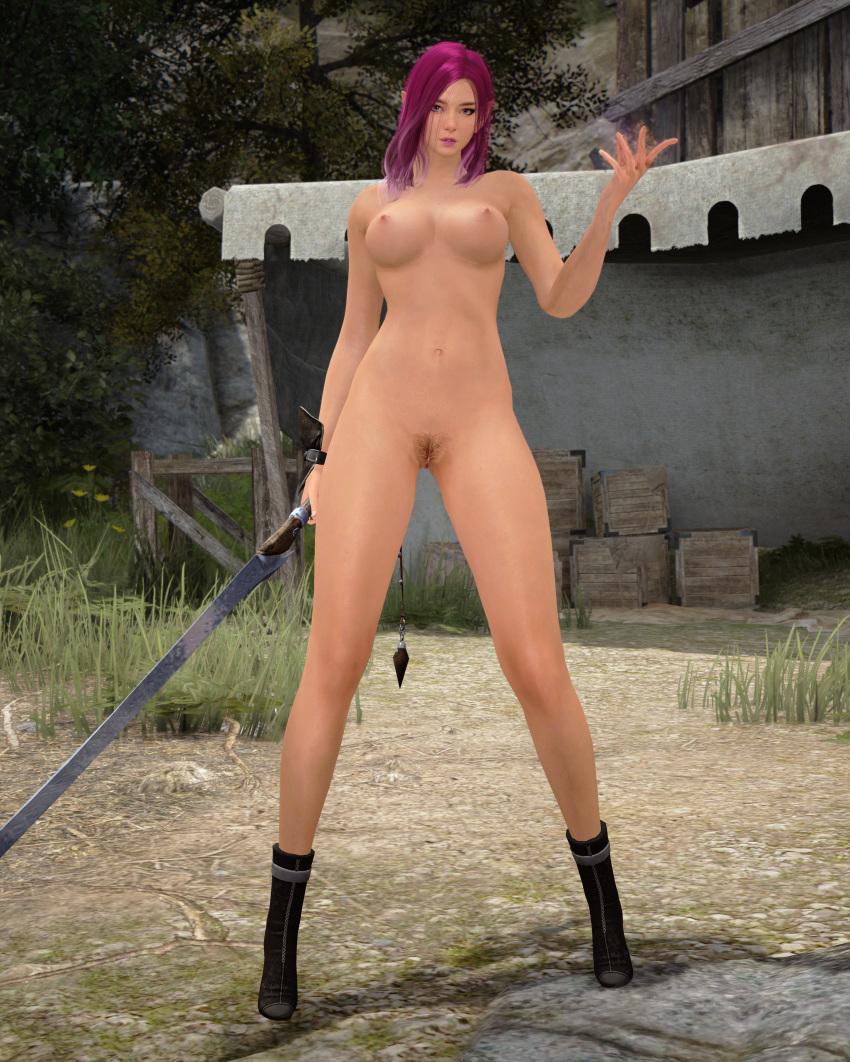 desert online black nude porn How many sirens in borderlands