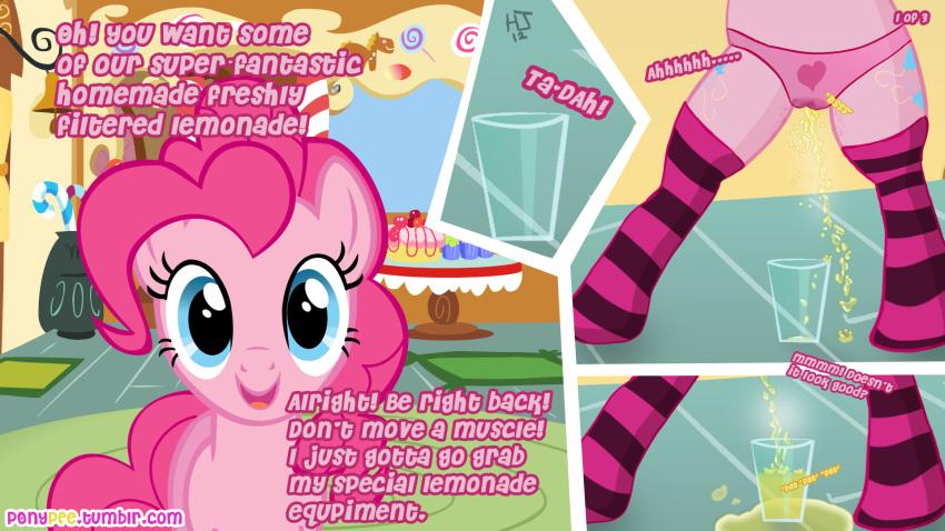 pony little diaper my pee Resident evil revelations 2 porn
