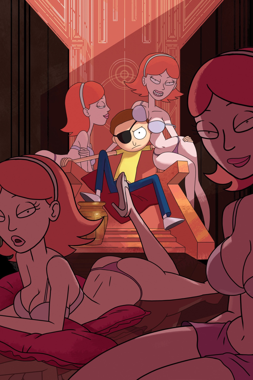 jessica and morty naked rick Chara and frisk having sex