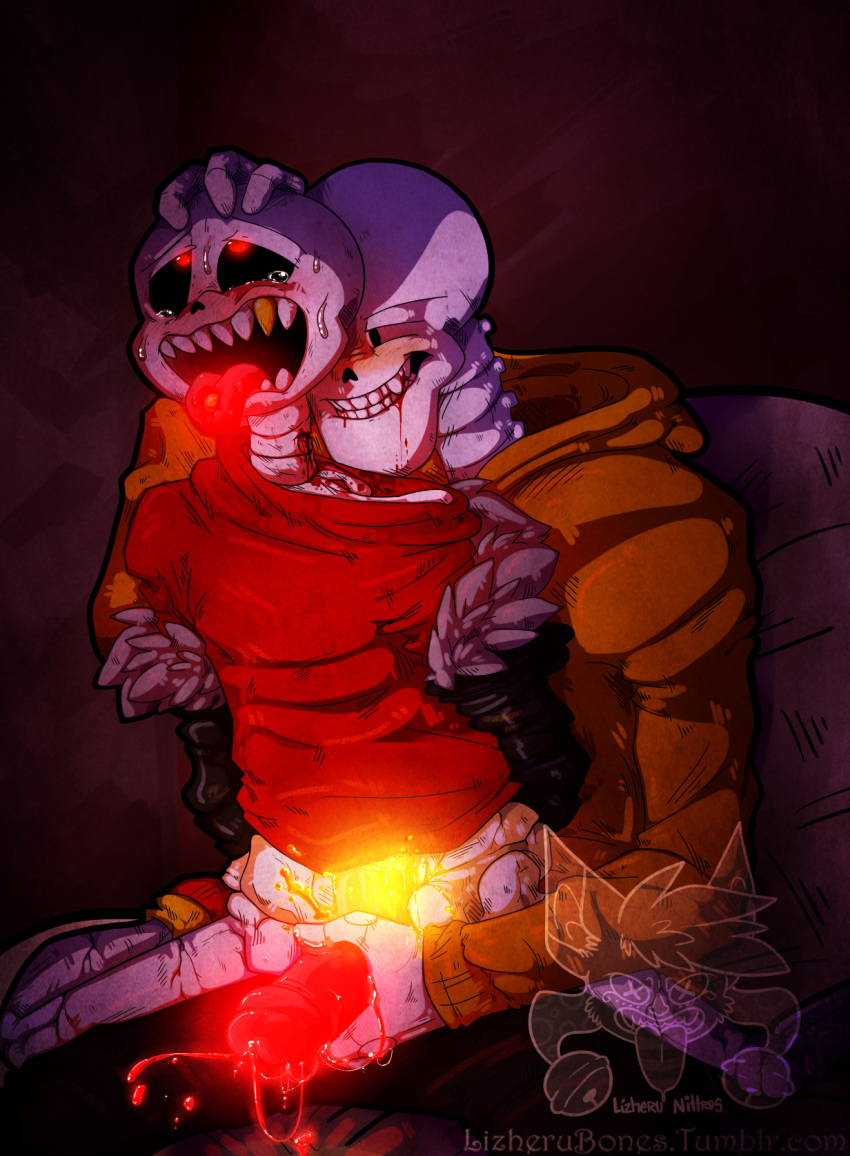 underfell papyrus x underfell sans Five nights at candy's sex
