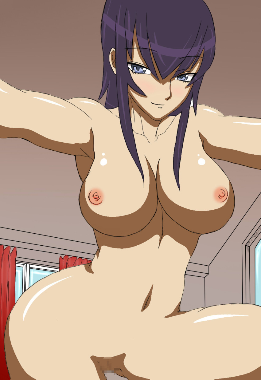 the dead highschool of naked saeko Kill la kill glowing nipples