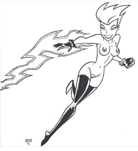 maxima the superman animated series Furyou ni hamerarete jusei suru