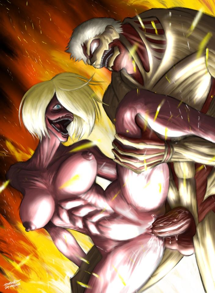 season attack on 34 titan Spark the electric jester 2