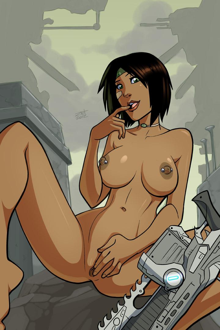 of anya gears war nude Total drama island futa hentai