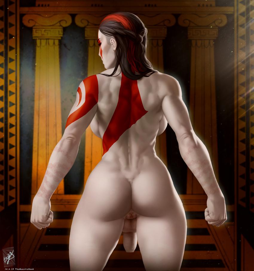 nude of war god 4 Taimanin asagi battle arena game